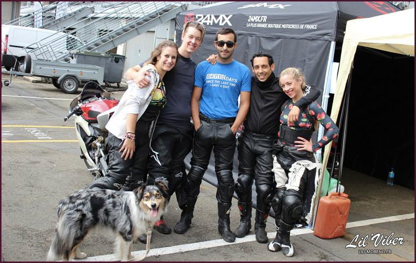 L'esprit d'équipe au Mans