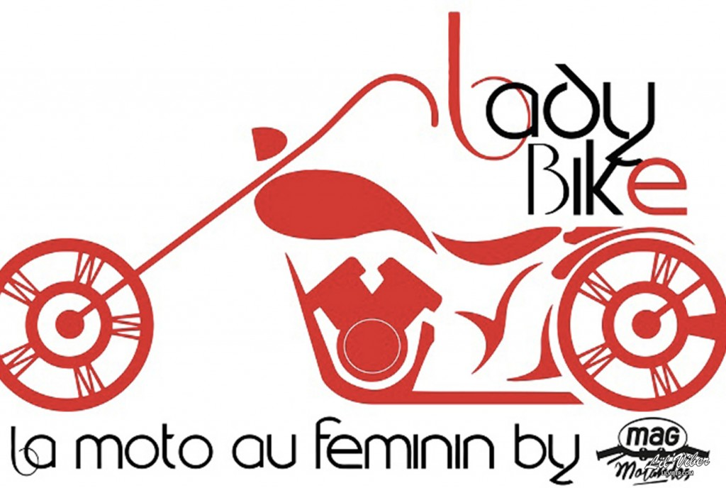 Lady Bike by Mag Motardes