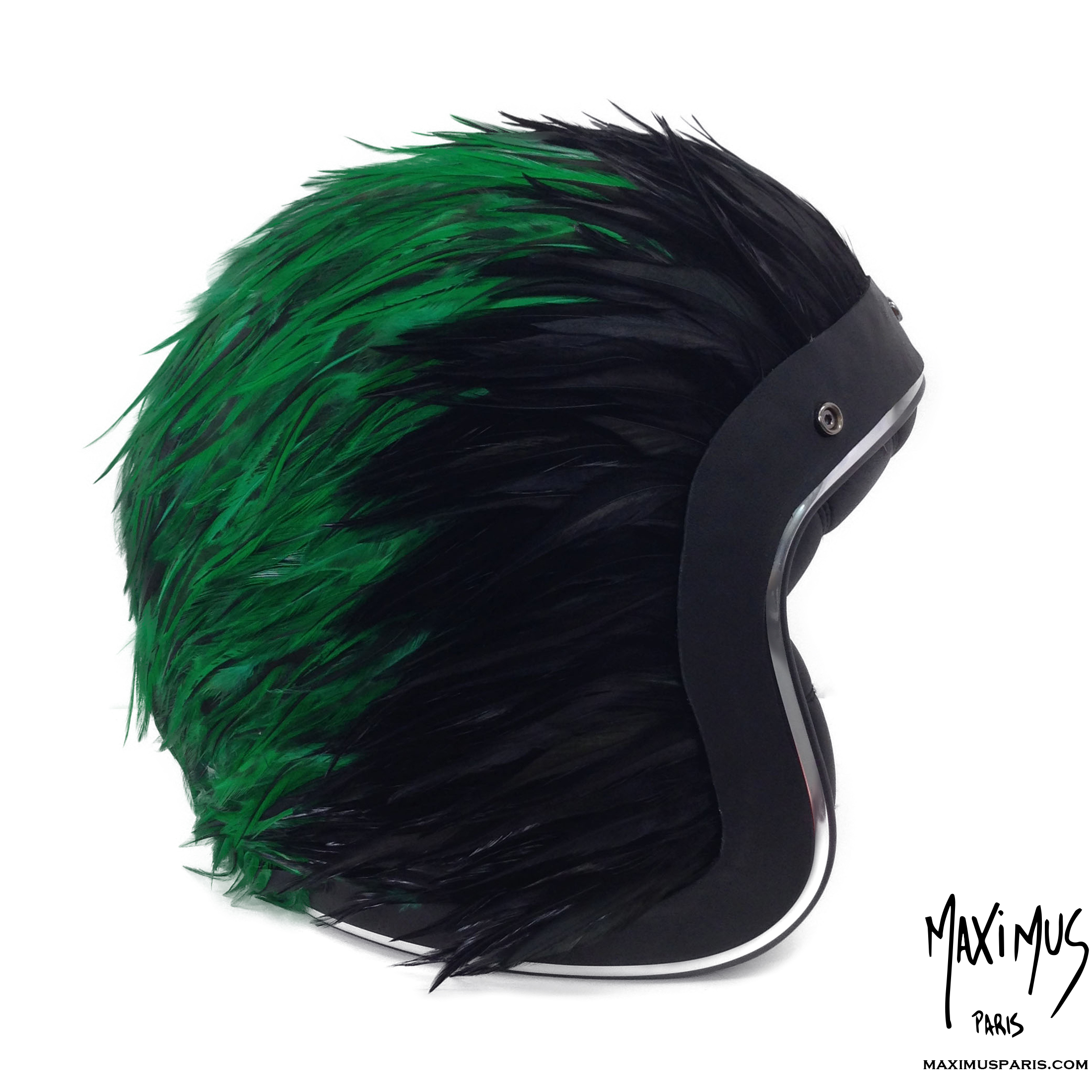 GREEN INDIAN + LOGO 2200X2200