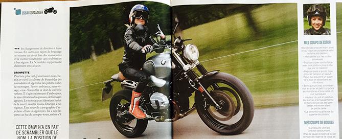 bmw r ninet scrambler moto magazine essai moto. Black Bedroom Furniture Sets. Home Design Ideas