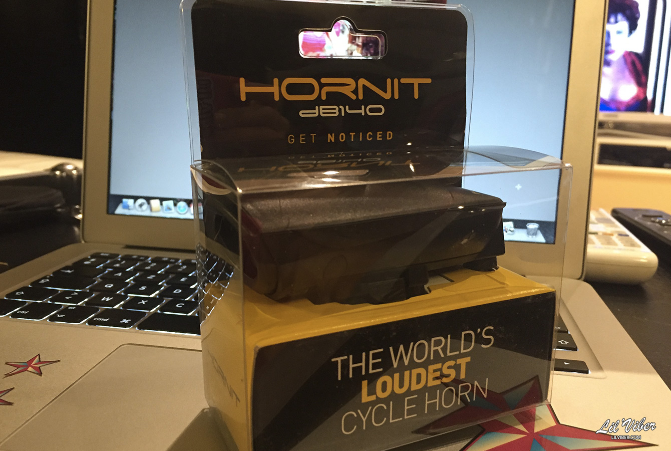 Hornit DB140-The World/'s Plus Cycle Horn-vous faire remarquer!!!