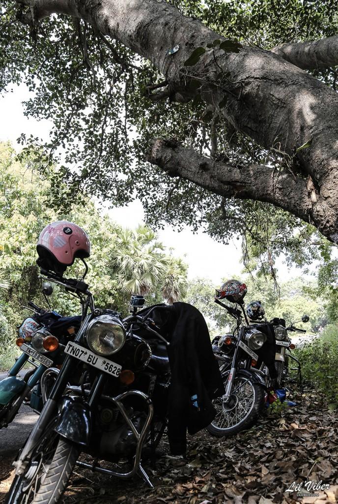 road trip moto voyage en inde filles royal enfield bullet. Black Bedroom Furniture Sets. Home Design Ideas