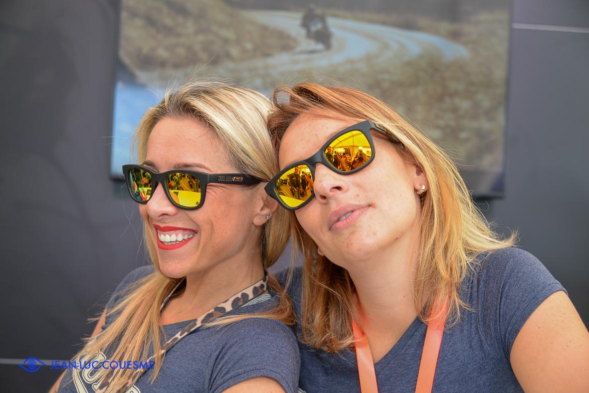 BOL D OR et Bol D'ARGENT 2017 -Circuit du castellet- TRIUMPH -Aurélie Hoffmann et Marthe Clavel --8721