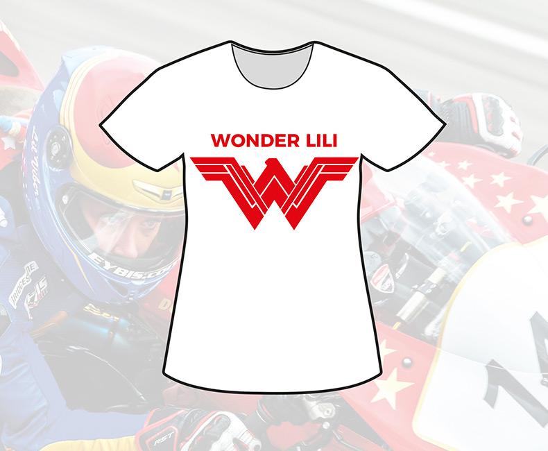 T-shirt Blanc (femme)