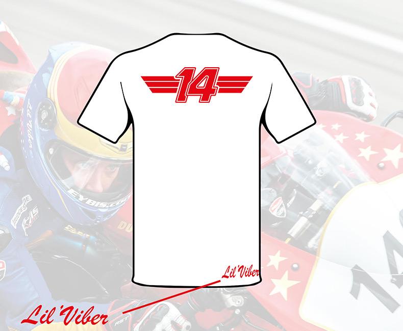 T-shirt blanc (Homme)