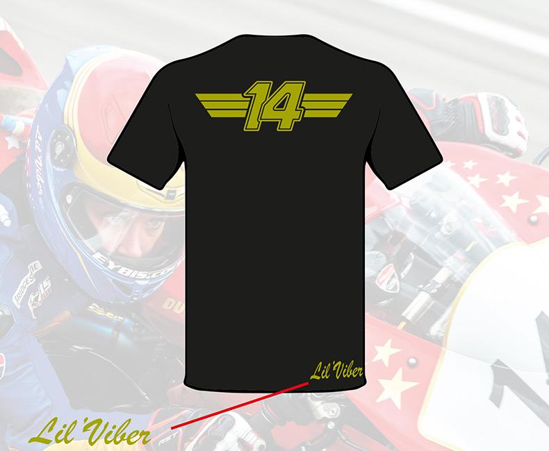 T-shirt Noir (Homme)
