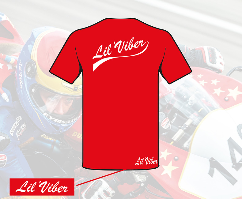 T-shirt Rouge (Homme)
